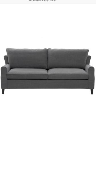 Soffa 14900-,  bruka design finns i 3 sits , två sits och fåtölj .